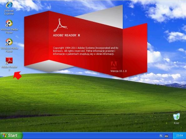 Rysunek 33. Widok automatycznie zainstalowanych programów.