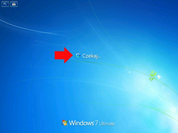 Rysunek 37. Automatyczna instalacja programów wsystemie Windows 7.