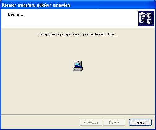 Rysunek 6. przygotowanie komputera donastępnego kroku.