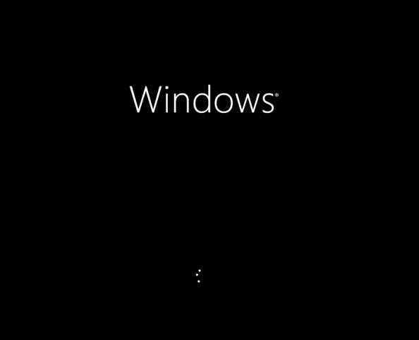 Rysunek 2. Przygotowanie douruchomienia instalatora systemu Windows 8.
