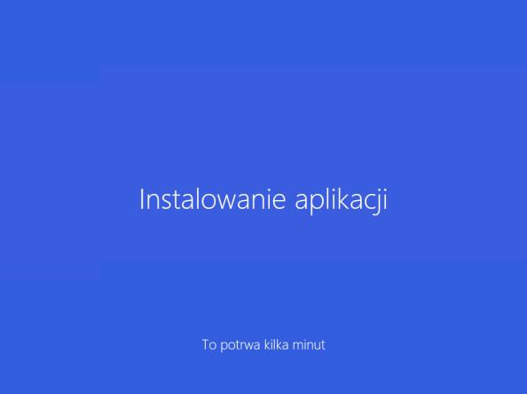 Instalowanie aplikacji