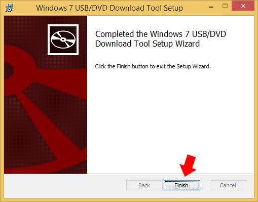 Rysunek 3. Zakończenie procesu instalacji narzędzia.