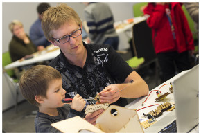 """Lo Fi Robot wGdańskim Inkubatorze Przedsiębiorczości """"Starter""""."""