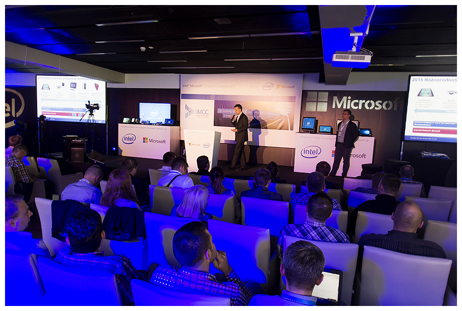 Intel Microsoft Channel Conference Gdańsk 2015