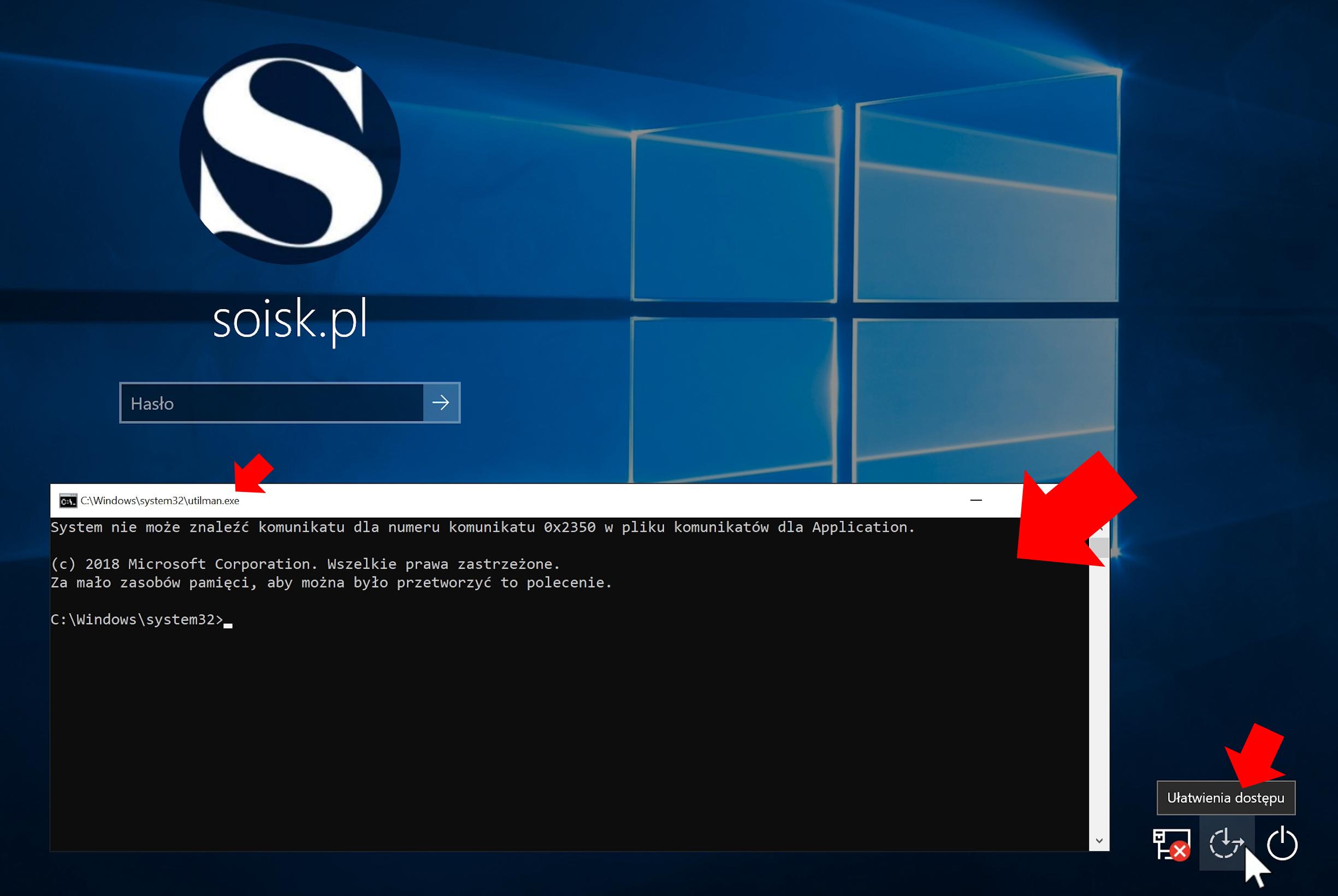Aktywowanie Wyłączonego Konta Administratora Systemu Windows