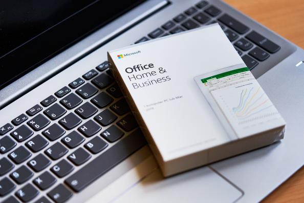 Microsoft Office 2019.
